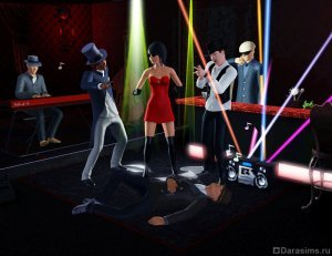 Свадьбы в «The Sims 3» и аддонах