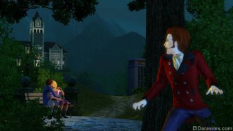 ������ � �The Sims 3 ������� ����