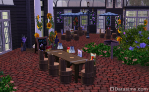 ������� ������ ������ � The Sims 3 Store