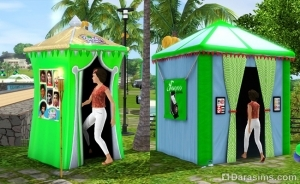 ��������� � �������� ��������� � �The Sims 3 ������� ����