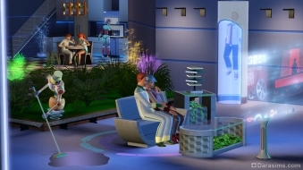 Новая жизнь в «The Sims 3 Into The Future»