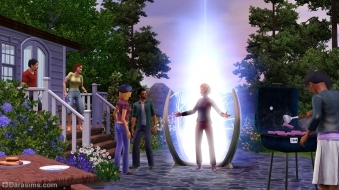 ����� �� �������� � �The Sims 3 Into The Future�
