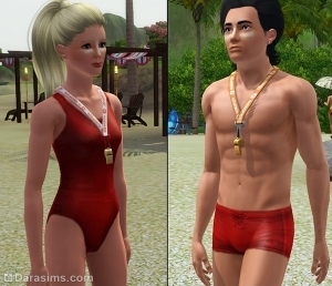 ������� ��������� � �The Sims 3 ������� �������