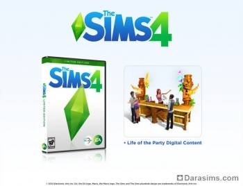 ���� ������� The Sims 4
