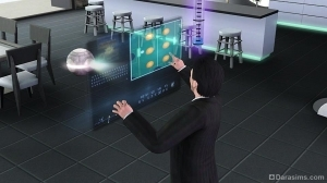 Новые факты о  «The Sims 3 Into the Future»