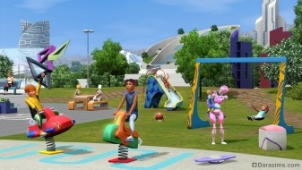 ������� �������� � �The Sims 3 Into the Future�