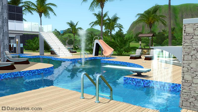 Как сделать курорт в симс 3 пятизвездочным