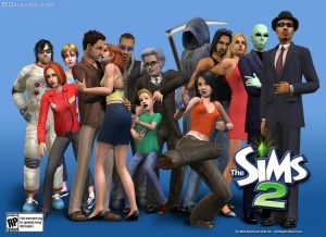 ������� The Sims