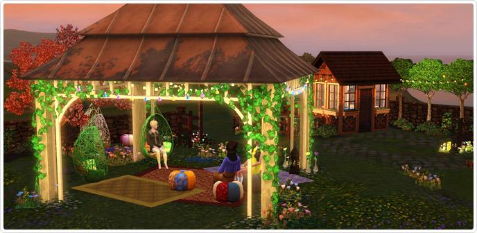 Sims 3 какой сегодня луный - b