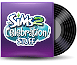 ������ �� �The Sims 2: Celebration! Stuff�