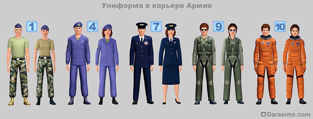 Sims 3 работа скачать