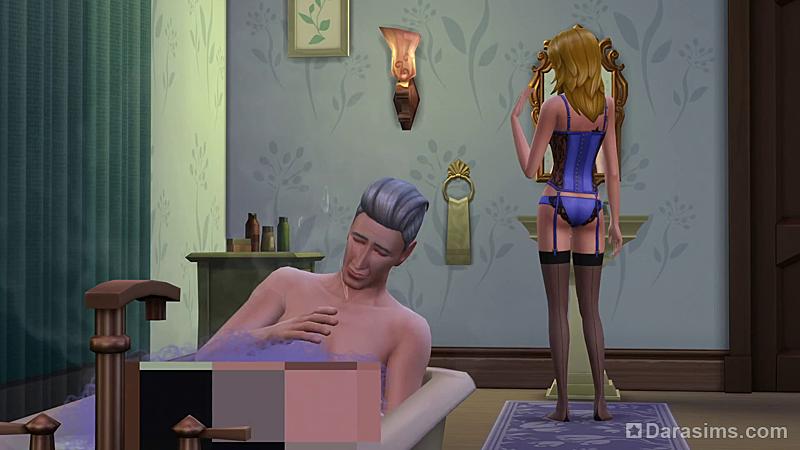 Как делать ВуХу в игре Sims 2 42