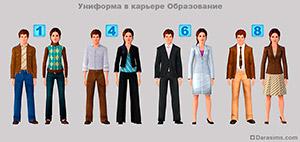 Работа, карьера, профессии и заработок в The Sims 3