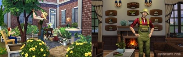 ���������� � The Sims 4 Creator�s Camp: ������ � ���� 4