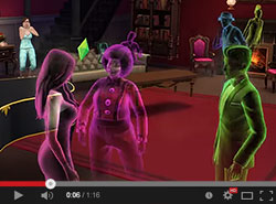 The Sims 4: ���������� - ����������� �������