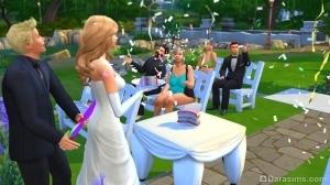 Где купить торт на свадьбу в симс 4