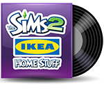 Музыка из «The Sims 2: IKEA Home Stuff»