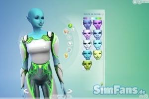 Пришельцы в Симс 4