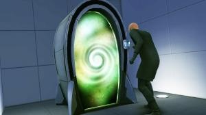 Пространственный портал