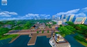 Новый город Магнолия Променад