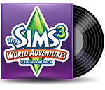 Музыка из «The Sims 3 World Adventures»