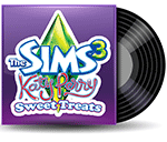 Музыка из «The Sims 3 Katy Perry Sweet Treats Stuff»