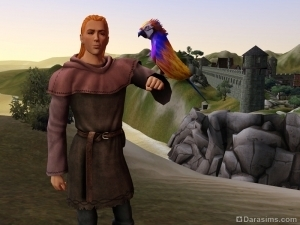 ������ � ������ � The Sims Medieval