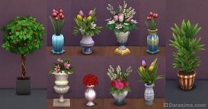 варианты комбинирования цветов