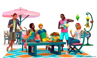 ������ ��� �������� �The Sims 4 �� ������ �����