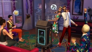 ������� � �The Sims 4 ����� � ������