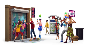 ������ ��� ���������� �The Sims 4 ����� � ������