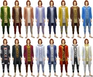 Мужская одежда в CAS