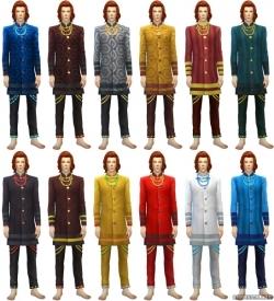 мужской индийский наряд