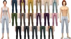 футуристические штаны