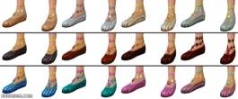 Обувь в Симс 4 Жизнь в городе