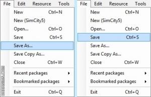 Сохранить файл в S3PE