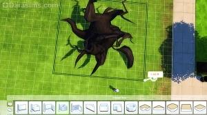 Комбинирование объектов в Симс 4: двухъярусные и подвесные кровати